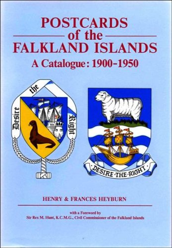 9780902633995: Postcards of the Falkland Islands: A Catalogue, 1900-1950