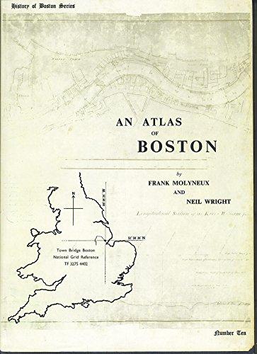 9780902662599: Atlas of Boston (History of Boston series)