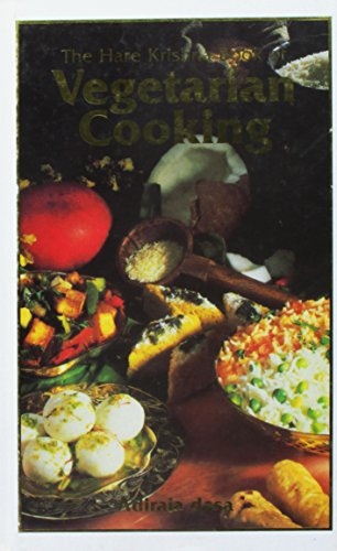 9780902677074: The Hare Krishna Book of Vegetarian Cooking