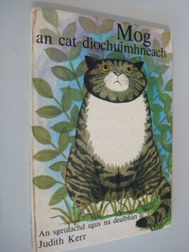 9780902706200: Mog the Forgetful Cat (Scots Gaelic Edition)