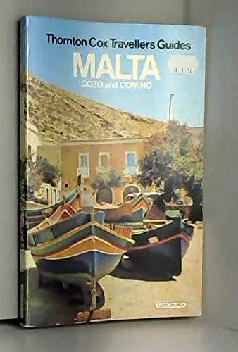 Travellers' guide to MALTA Gozo and Comino: BALLS, BRIAN & COX, RICHARD