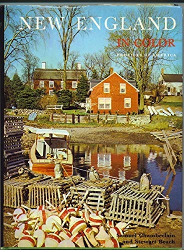 9780902726345: New England in Color (Profiles of America Ser.)