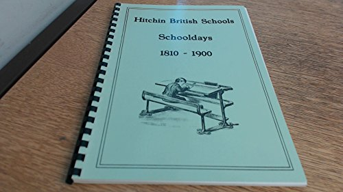 Hitchin British Schools: No Author