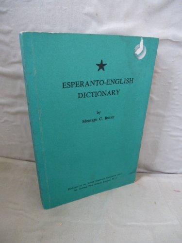 9780902756090: Esperanto-English Dictionary