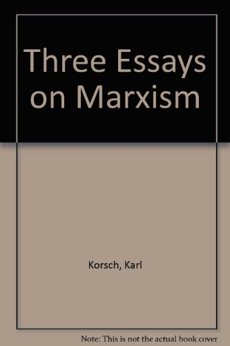 essays ecological marxism Natural causes essays in ecological marxism natural causes: essays in ecological marxism google books, these illuminating essays and case studies demonstrate the power of ecological marxist analysis for.