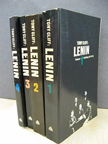 Lenin Volume 1 - Building the Party, Volume 2 - All Power to the Soviets, Volume 3/4 - Revolution...