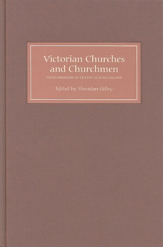 9780902832220: Victorian Churches and Churchmen: Essays Presented to Vincent Alan McClelland (Catholic Record Society: Monograph Series)