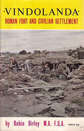 9780902833876: Vindolanda: Roman Fort and Civilian Settlement