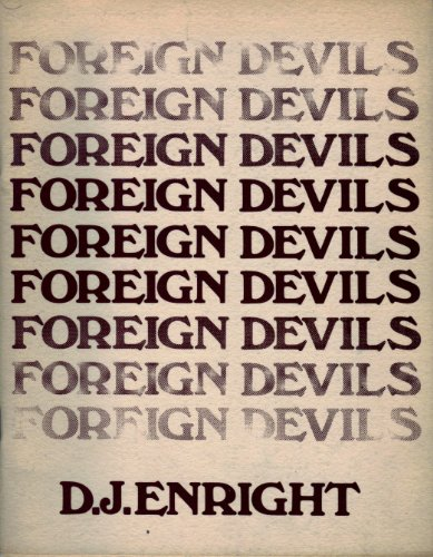 9780902843202: Foreign Devils (Covent Garden poetry)