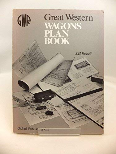 9780902888678: Great Western Wagons Plans Book