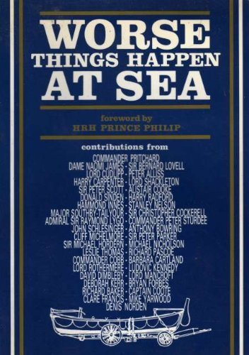 9780902920545: Worse Things Happen At Sea