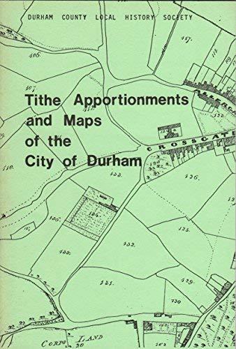 Maps Durham First Edition Abebooks