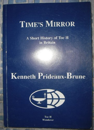 9780902975019: TIME'S MIRROR