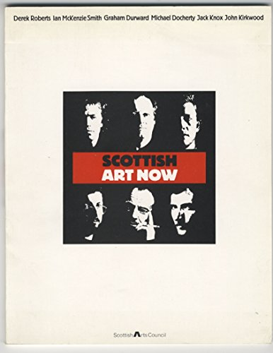 Scottish art now Michael Docherty, Graham Durward,