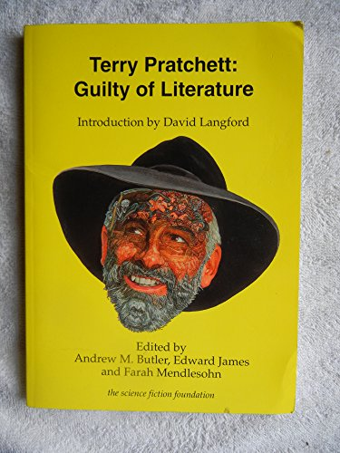 9780903007016: Terry Pratchett: Guilty of Literature (Foundation studies in science fiction)
