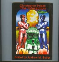 9780903007078: Christopher Priest: The Interaction (Foundation Studies in Science Fiction)