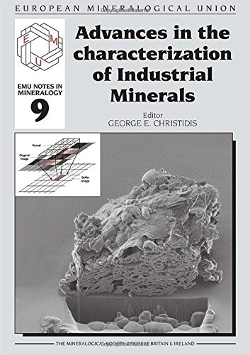9780903056281: Advances in the Characterization of Industrial Minerals (EMU Notes in Mineralogy)