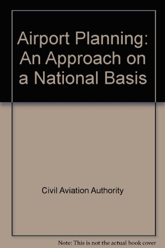 9780903083072: Airport Planning: An Approach on a National Basis