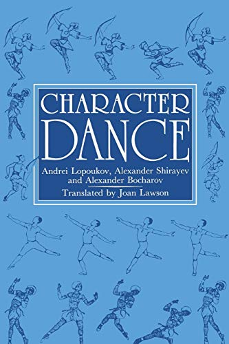 9780903102902: Character Dance