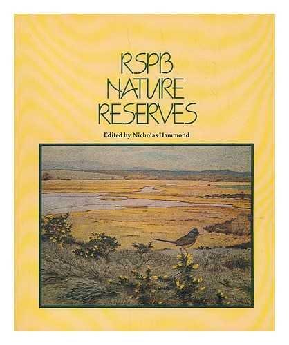 RSPB nature reserves: ANON