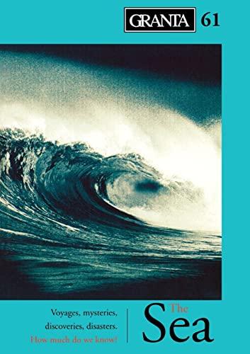 9780903141161: Granta 61: The Sea (Granta: The Magazine Of New Writing)