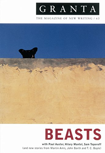 9780903141208: Granta 63:  Beasts (The Magazine of New Writing)