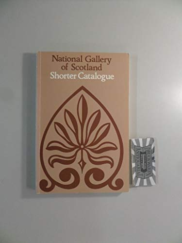 National Gallery of Scotland: Shorter Catalogue - Brigstocke, Hugh,Thompson, Colin
