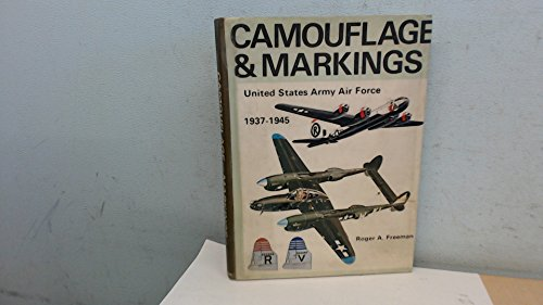 9780903234016: Camouflage & markings, United States Army Air Force