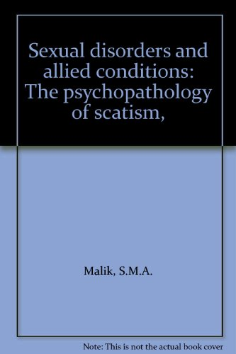 Sexual Disorders and Allied Conditions: Malik, Samy Mokhtar Abdel