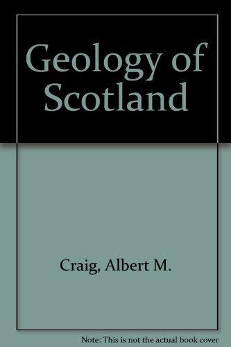 9780903317641: Geology of Scotland