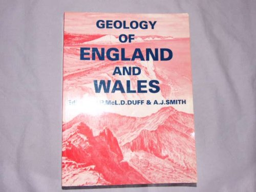9780903317719: Geology of England and Wales
