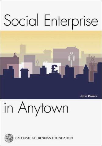 9780903319973: Social Enterprise in Anytown