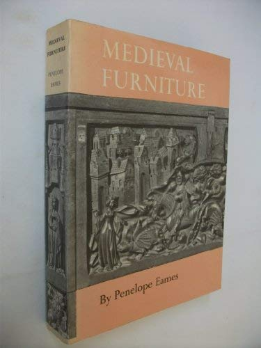 Mediaeval furniture furniture in england france and the for Furniture history society