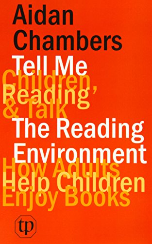 Tell Me (children, Reading & Talk) with: Aidan Chambers