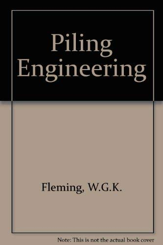 9780903384353: Piling Engineering