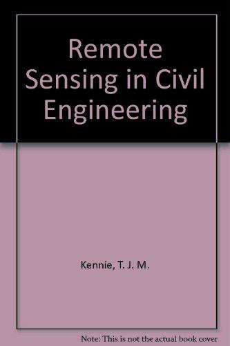 9780903384483: Remote Sensing in Civil Engineering