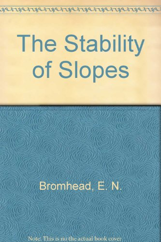 9780903384551: The Stability of Slopes