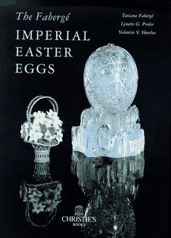 9780903432481: Faberge Imperial Easter Eggs