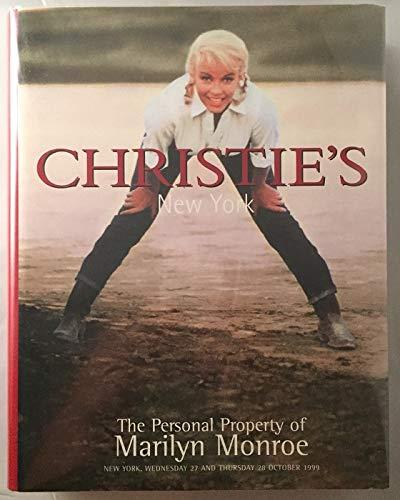 The Personal Property Of Marilyn Monroe: Monroe, Marilyn