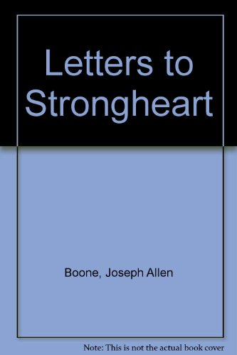9780903457040: Letters to Strongheart