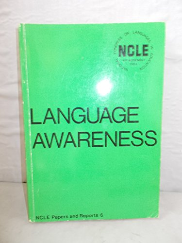 9780903466998: Language Awareness