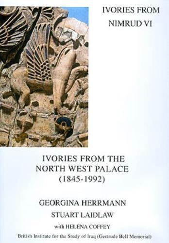 9780903472265: Ivories From The North West Palace (1845-1992)