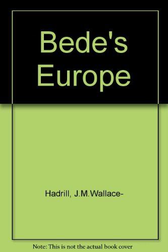 9780903495103: Bede's Europe