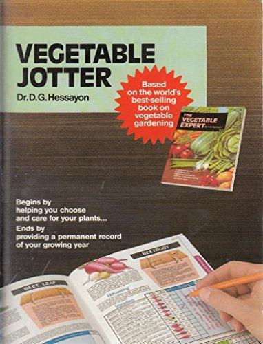 9780903505284: Vegetable Jotter (Jotters)