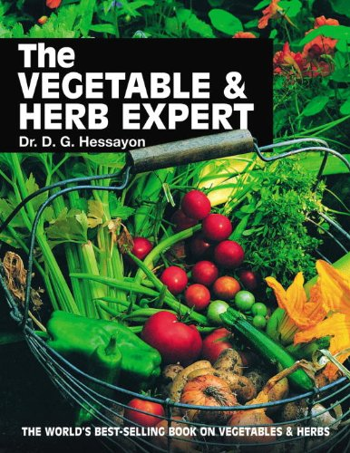 9780903505468: The Vegetable & Herb Expert