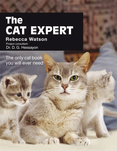 9780903505680: The Cat Expert: The Only Cat Book You Will Ever Need