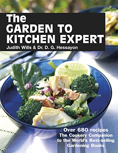 9780903505925: The Garden to Kitchen Expert: Over 680 Recipes - The Cookery Companion to the World's Best-Selling Gardening Books