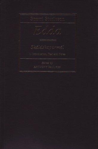 9780903521345: Edda: Skaldskaparmal