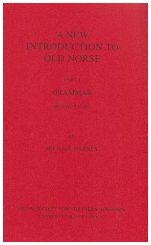 9780903521659: A New Introduction to Old Norse: Grammar Pt. 1
