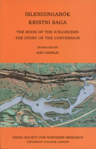 9780903521710: Islendingabok, Kristnisaga: The Book of the Icelanders, the Story of the Conversion
